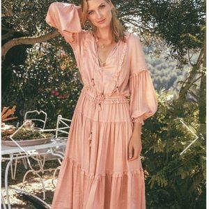 Spell Clementine Dress size Medium